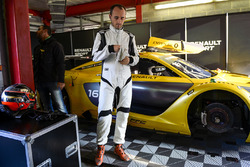 #16 Team Duqueine Renault RS01: Rober Kubica