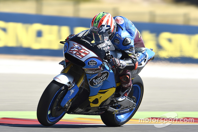 2016: MotoGP – Marc VDS Racing, Honda RC213V