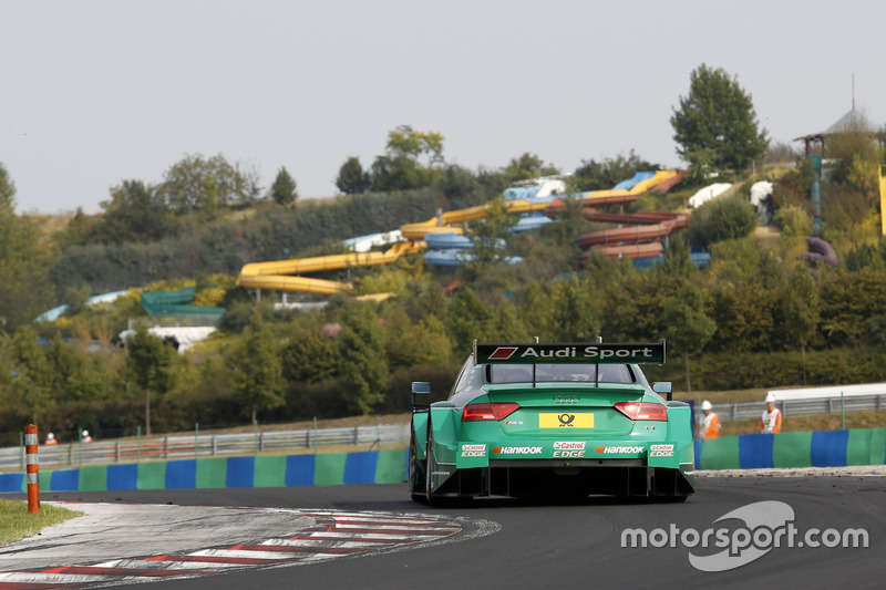 Aufgabe: Edoardo Mortara, Audi Sport Team Abt Sportsline, Audi RS 5 DTM