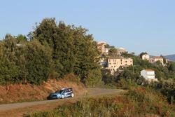 Eric Camilli, Benjamin Veillas Ford Fiesta RS WRC,  M-Sport World Rally Team