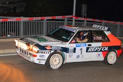 Юха Канккунен, Lancia Delta HF Integrale, Rallylegend 2014 года