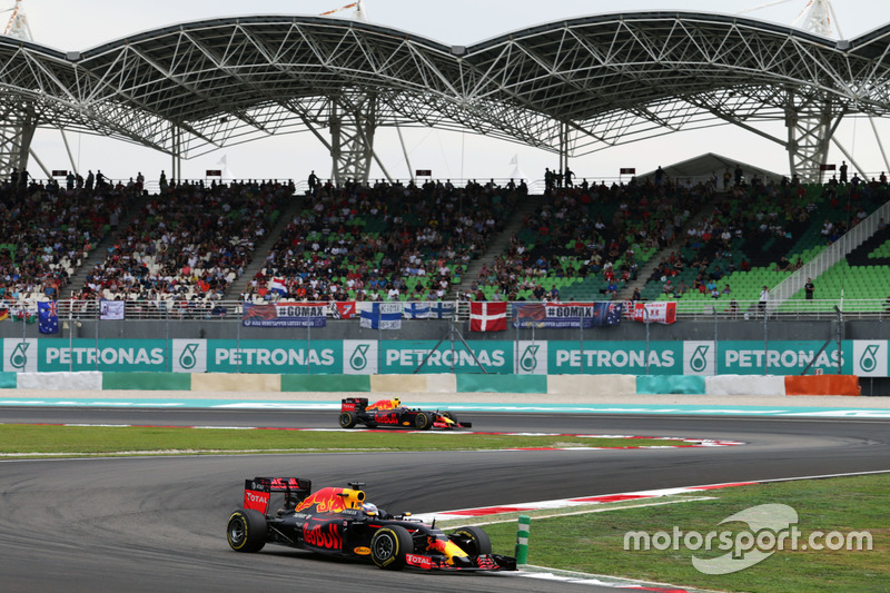 4: Daniel Ricciardo, Red Bull Racing RB12