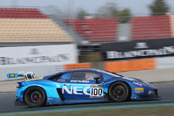 #100 Attempto Racing Lamborghini Huracan GT3: Max van Splunteren, Daniel Zampieri