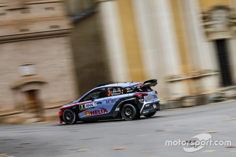 Тьєррі Ньовілль, Ніколя Гілсоул, Hyundai i20 WRC, Hyundai Motorsport