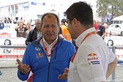 Wilhelm Rampf, Francois-Xavier Demaison en  Volkswagen Motorsport