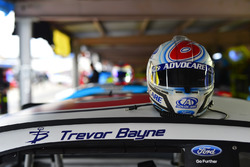 Helmet of Trevor Bayne, Roush Fenway Racing Ford