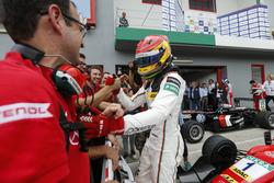Race winner Lance Stroll, Prema Powerteam Dallara F312 – Mercedes-Benz