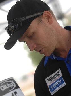 Rodney Faggotter, Yamaha