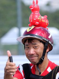 Fan von Ferrari