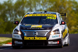 Simona de Silvestro, Renee Gracie, Harvey Norman Supergirls Nissan