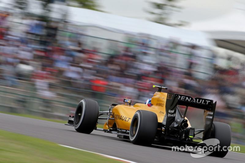12. Jolyon Palmer, Renault Sport F1 Team