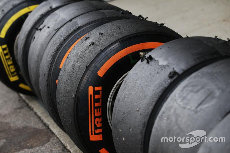 Os pneus são exigidos nas curvas de alta velocidade, então a Pirelli levará os compostos supermacio, macio e médios ao Japão.