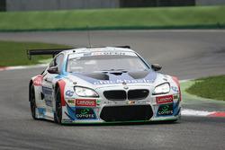 #2 BMW Team Teo Martin BMW M6 GT3: Gustavo Yacamán, Fernando Monje