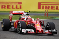 Кімі Райкконен, Ferrari SF16-H