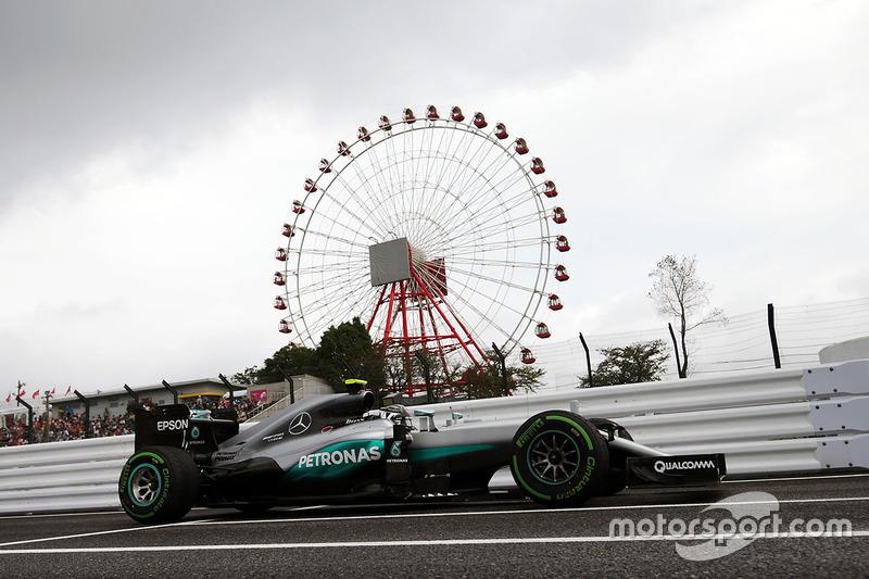 16ª Rosberg en Japón