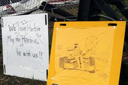 Poster für Herbie Blash, FIA