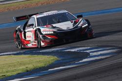 #15 Drago Modulo Honda Racing Honda NSX Concept-GT: Такаши Когуре, Оливер Тёрви