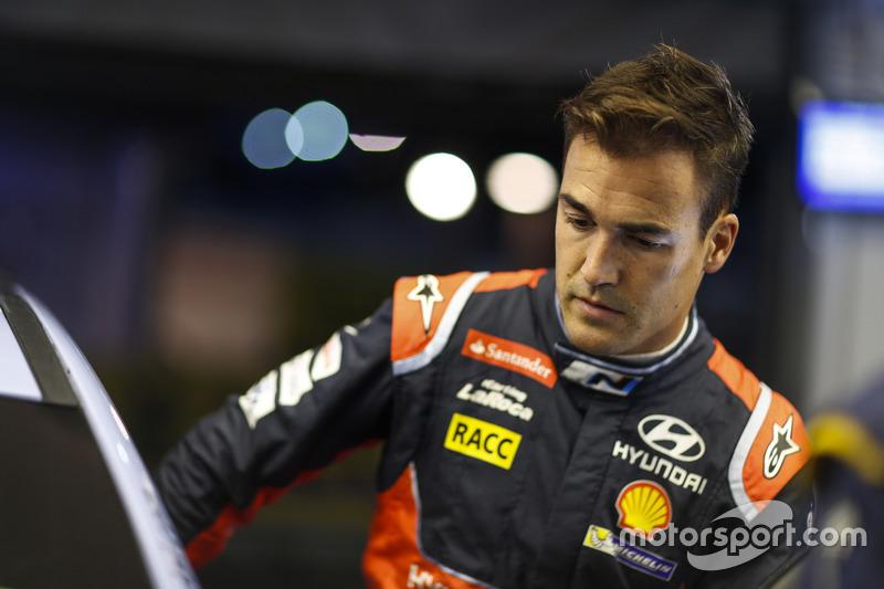 Даніель Сордо, Hyundai i20 WRC, Hyundai Motorsport