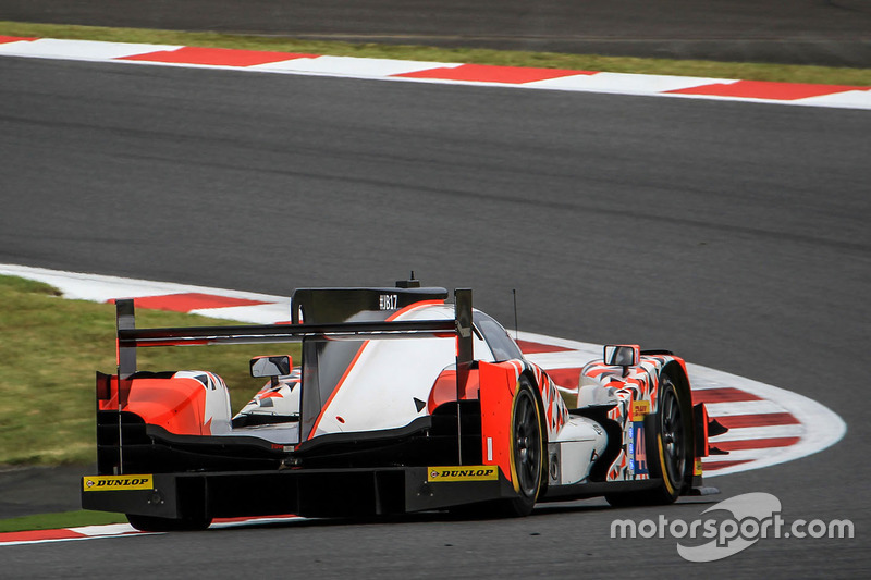 7. LMP2: #44 Oreca 05 - Nissan: Matthew Rao, Richard Bradley, Roberto Merhi