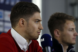 Press Conference, Edoardo Mortara, Audi Sport Team Abt Sportsline, Audi RS 5 DTM