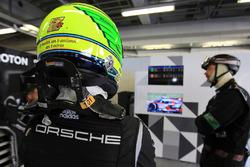 #88 Proton Racing Porsche 911 RSR: Patrick Long