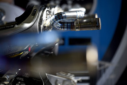Marc VDS Honda exhaust detail