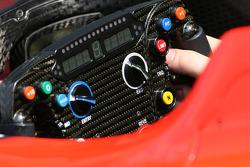 Steering wheels of the VIrgin