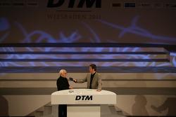 Hans Werner Aufrecht, Team Chef HWA, ITR President