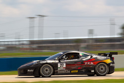 Ferrari Club Racing Association race action