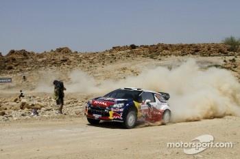 Sébastien Ogier and Julien Ingrassia, Citroën DS3 WRC, Citroën Total World Rally Team