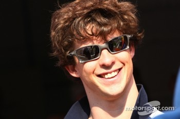 Javier Vill was named as possible 2012 HRT driver