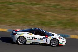 #8 Ferrari of Ft. Lauderdale Ferrari 458 Challenge