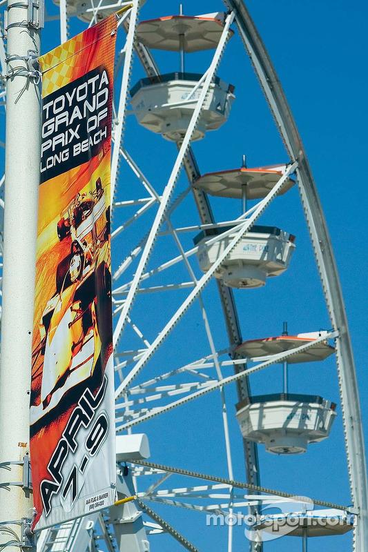 Bannière de Long Beach Grand Prix