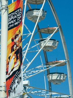Banner for Long Beach Grand Prix