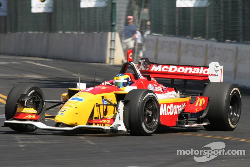 2006 ChampCar: Sebastien Bourdais, Newman/Haas Racing, Lola-Ford