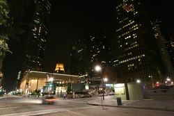 Downtown Houston street scene