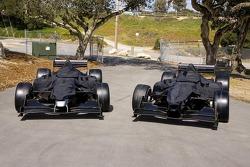 PCM Motorsports cars