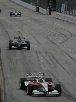Pace lap: Bruno Junqueira