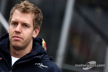 Vettel won´t be running in Practice 2
