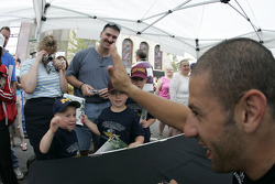 Jackson RaceWeek Festival: Tony Kanaan