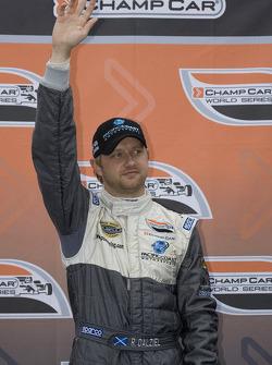 Meet the driver: Ryan Dalziel