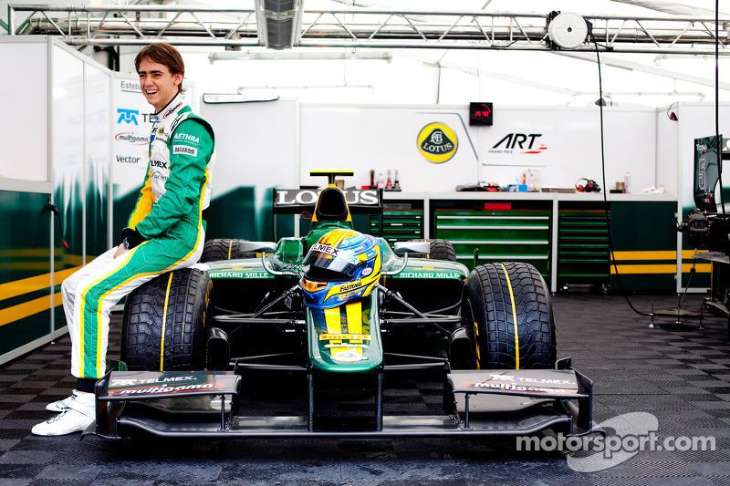2011 Esteban Gutiérrez GP2