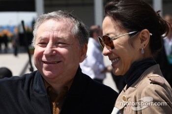 Todt changed his mind about F1 Commissioner