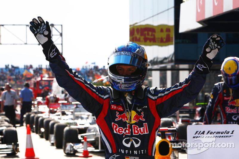 2011 - جائزة تركيا الكبرى: سيباستيان فيتيل، ريد بُل