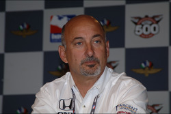 Rahal Letterman Racing press conference: Bobby Rahal