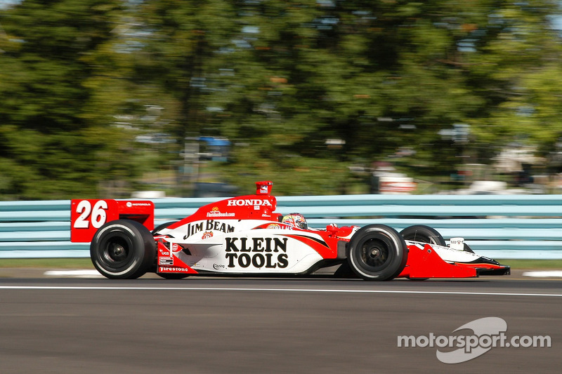 2005 IRL: Dan Wheldon, Andretti/Green Racing, Dallara-Honda