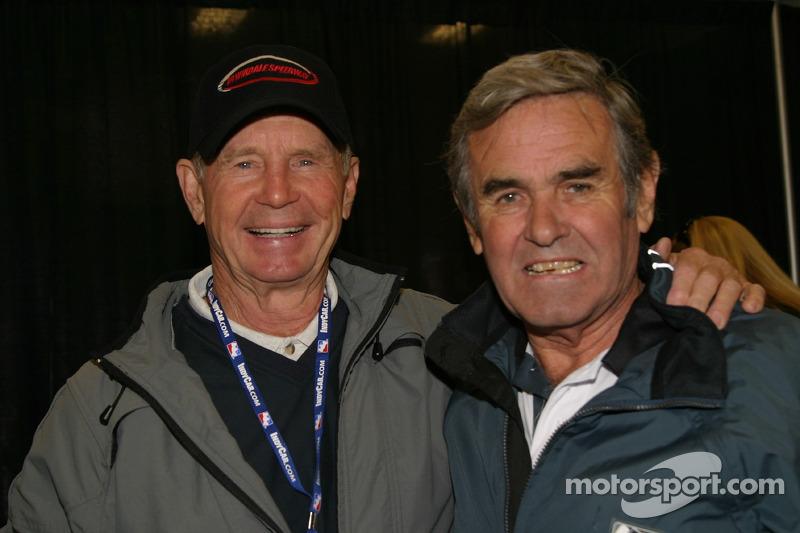 Parnelli Jones et Al Unser Sr.