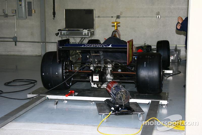 Vérification du poids de la voiture #39