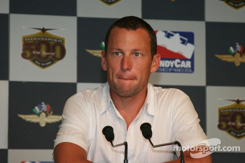 Conférence de presse: Lance Armstrong