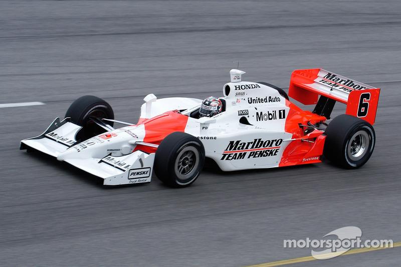 2006 IRL: Sam Hornish Jr., Team Penske, Dallara-Honda